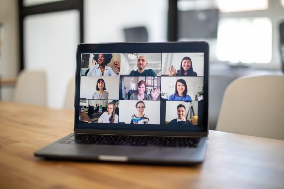 Five Ways to Make Your Virtual Meetings More Effective
